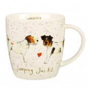 Jack russell terrier mugg