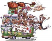 Beagle bark if you love dekal McCartney